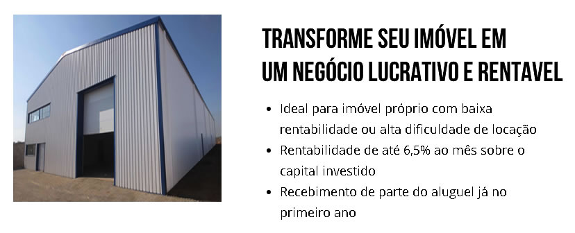 Franquia Rentavel Self Storage