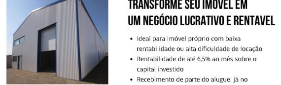 Patos de Minas / MG é uma cidade do Interesse da Box100 Self Storage para instalação de uma unidade da Franquia.