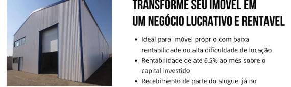 Araxá / MG é uma cidade do Interesse da Box100 Self Storage para instalação de uma unidade da Franquia.